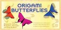 Origami Butterflies Kit артикул 721a.